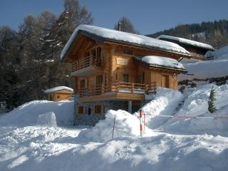 Top Chalet MOLAVI - Ski in Ski out - Mont Fort - 12 persons - Sauna