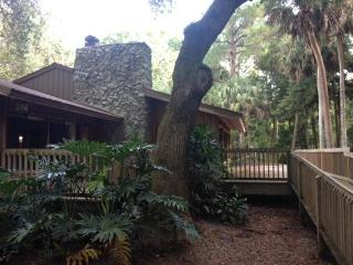 Hammock House on the Wekiva River