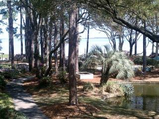 Beautiful View only Steps to the Beach!, Hilton Head