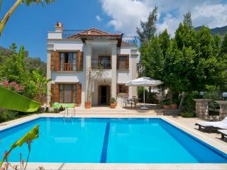 Luxury 3 bed villa with own pool and sea views, Antalya