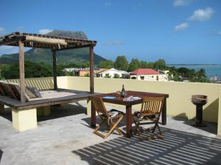 Beautique studios UNESCO World Heritage site Le Morne Brabant al fresco dining & BBQ