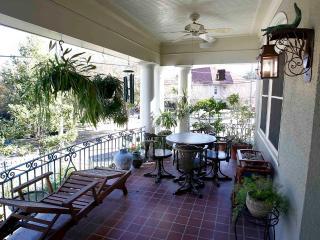 Raised Front Porch