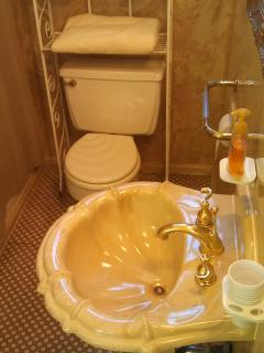 Bathroom Pedastal Sink
