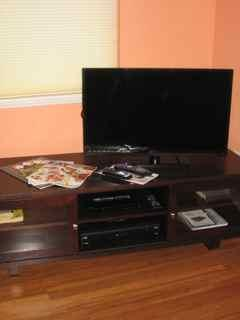 TV, DVD, Wireless Internet for your use