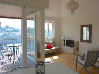 TOP FLAT - 1 bedroom Apt + Terrace + River View, Oporto