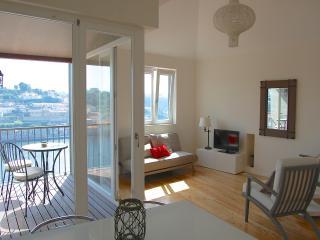 TOP FLAT - 1 bedroom Apt + Terrace + River View, Porto