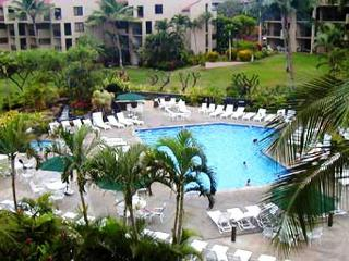 Kamaole Sands #5103 Private 1Bd/2Ba Condo Near Beach Inner Courtyard Sleeps 4