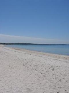 Chappaquoit Beach within a mile