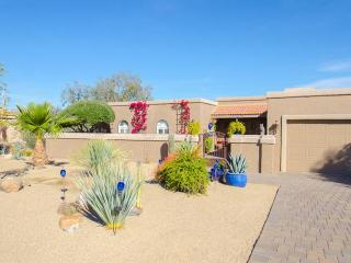 The Perfect Desert Hacienda Vacation, Fountain Hills