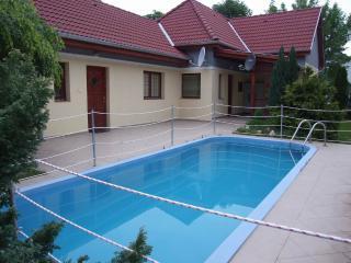 Villa sul lago Balaton, Siofok