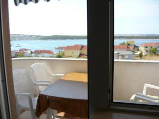 Jadro Croatia island Rab ****  air-conditioned apartment, Rab Island