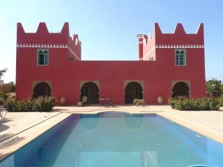 Marvelous riad near Agadir big swimmingpool garden