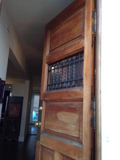 Beautiful Italian antique front door