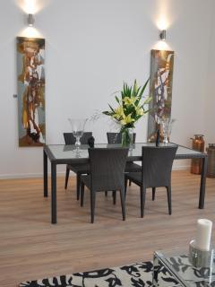 Full Dining Room Area