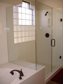 Master Bathroom- Shower