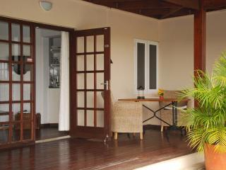Private porch apartment 2