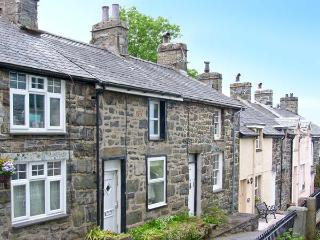 ERFYL, stone-built cottage, woodburner, walking distance to shops and pubs, in