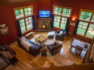 CONTEMPORARY LUXURY RUSTIC FURNISHINGS RACCOON RUN, Lake Placid