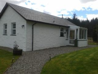 Oak Cottage Holiday Let silver rating greentourism, Killin