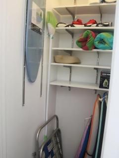 Your own lock up storage room.