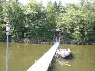 Lake Front Cabin in Pelican Lake WI
