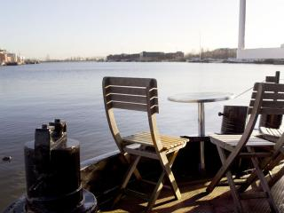 houseboat apartment Skippers Home, Amsterdam
