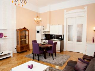 Luxury apartment is in the center!, Budapest
