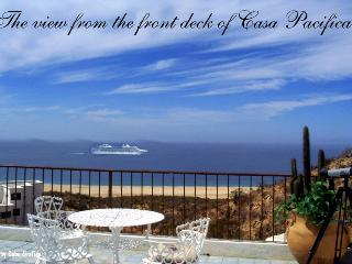 Panoramic ocean view, peaceful quiet & safe, Cabo San Lucas