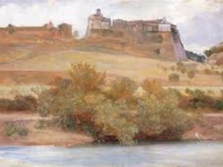 Castello di Foglia, Magliano Sabina