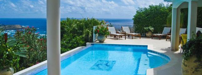 Maracuja at Vitet, St. Barth - Ocean View, Beautiful Garden, Pool