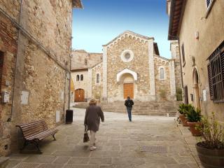 Farmhouse Rental in Tuscany, Castellina Scalo - Rosalia 3
