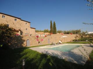 Villa Le Corchie, Cortona