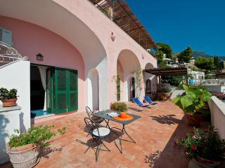 Villa with Terrace and Great Views in Positano - Casa Positano