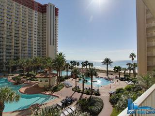 Shores of Panama 309-RESERVED PARKING-Pools-Hot Tubs-Gym-Steam Room- Spa+MORE, Panama City Beach
