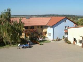 Vacation Apartment in Creglingen - 517 sqft, quiet, idyllic, comfortable (# 4180)