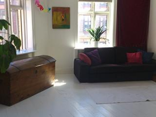 Lovely Copenhagen corner apartment near Central station