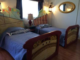 Twin Room- Pirate-Themed