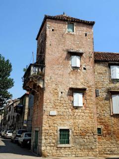 Kastela architecture