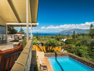 Wailea Home with Private Pool and Ocean View