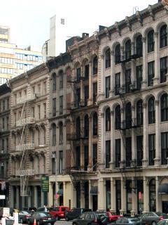 Leonard Street Loft Buildings