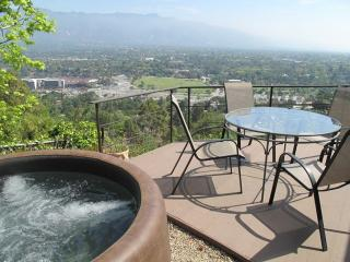 Urban oasis, spectacular mountain, city views, Pasadena