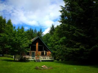 B & B Style Country Island Retreat, Quiet, 5 acres, Shelton