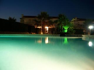 Sunny villa with large pool & beautiful ambience