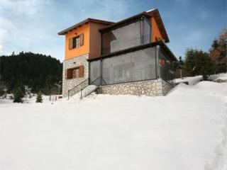 Villa, Elati - Pertouli, Trikala, Greece