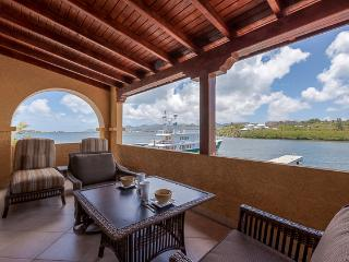 Marina 360 at Cupecoy, Saint Maarten - Marina View, Walk To Beach,  Pool, St. Maarten