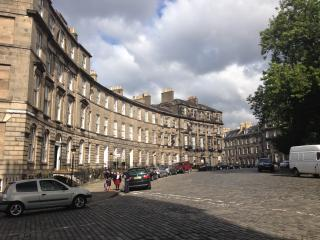 Scotland St - period property in central location, Édimbourg