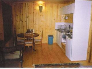 kitchenette/dining room
