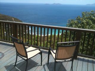 Palmarie Panoramic Ocean View Cottage St. Thomas