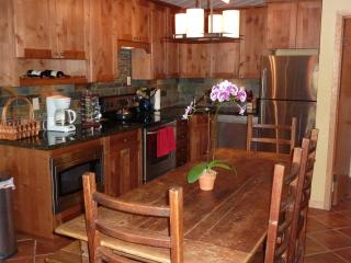 Farm Table and Kitchen