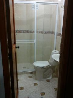 Completely Renovated Main Bathroom April 2014